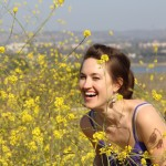 Jenn-yellow-flowers
